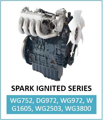 Motor Kubota SSI/LSI - A Ignição