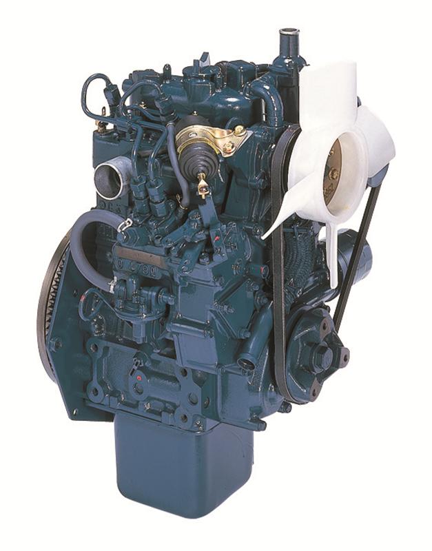 Motor KUBOTA Z482-E4B